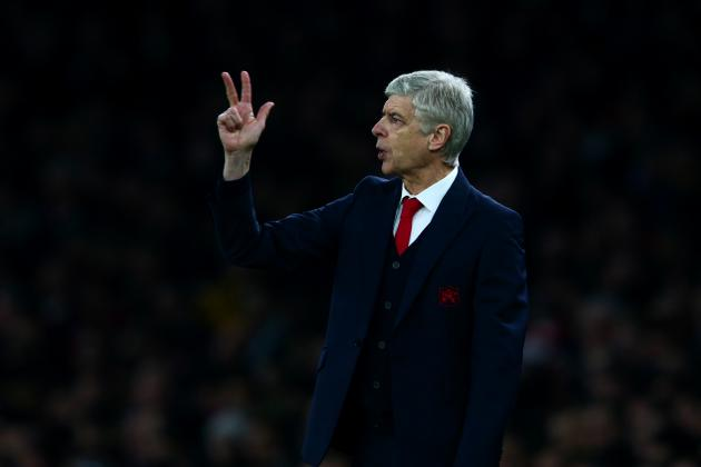 Why Arsene Wenger Is Right Not to Sign a Striker for Arsenal in January