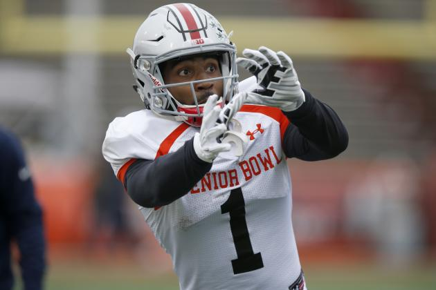 Braxton Miller's Senior Bowl Showing Another Recruiting Tool for Ohio State