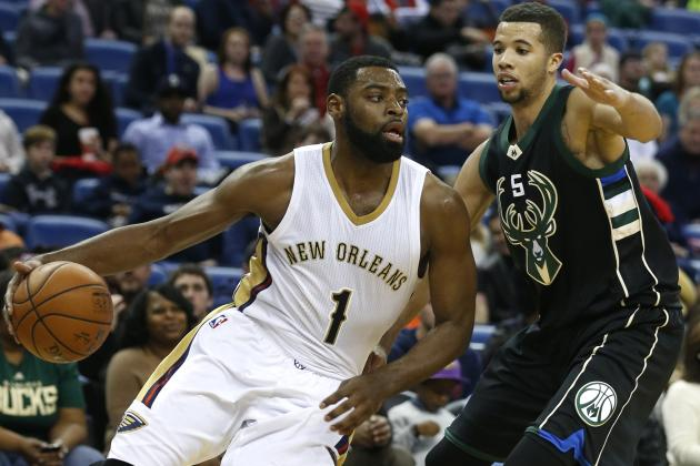 Tyreke Evans Trade Rumors: Latest News, Rumors and Speculation on Pelicans SG