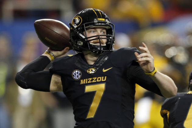 Maty Mauk Dismissed from Missouri Football Program: Latest Comments, Reaction