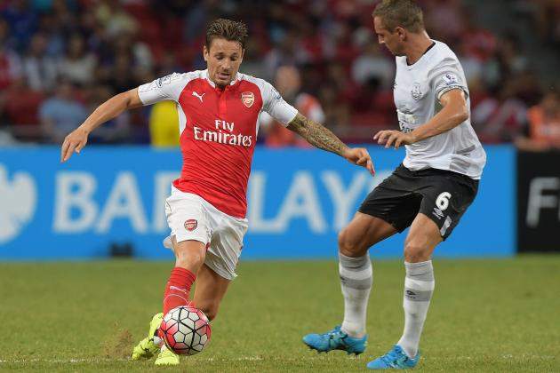 Arsenal Transfer News: Latest Mathieu Debuchy and Emanuel Mammana Rumours