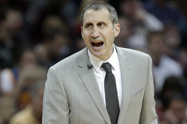 Cavaliers' Veteran Players Reportedly 'Didn't Like' David Blatt