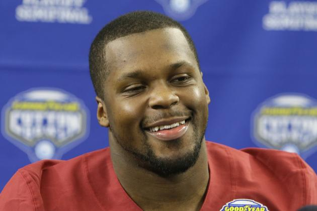 Alabama's Reggie Ragland Is Having the Last Laugh