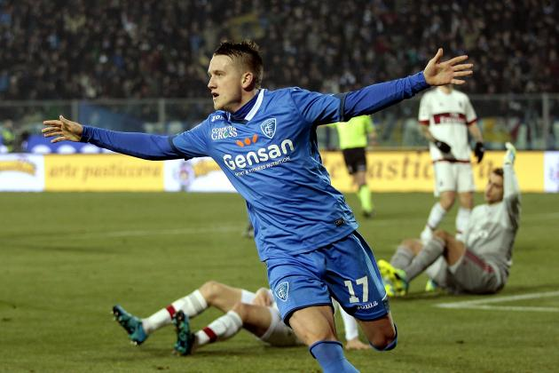 Liverpool Transfer News: Piotr Zielinski Targeted, Latest on Granit Xhaka Rumour