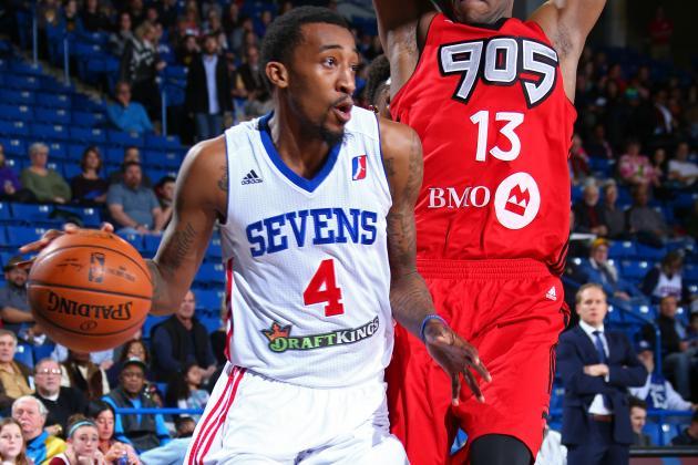 Can Jordan McRae Turn 61-Point Game into an NBA Career?