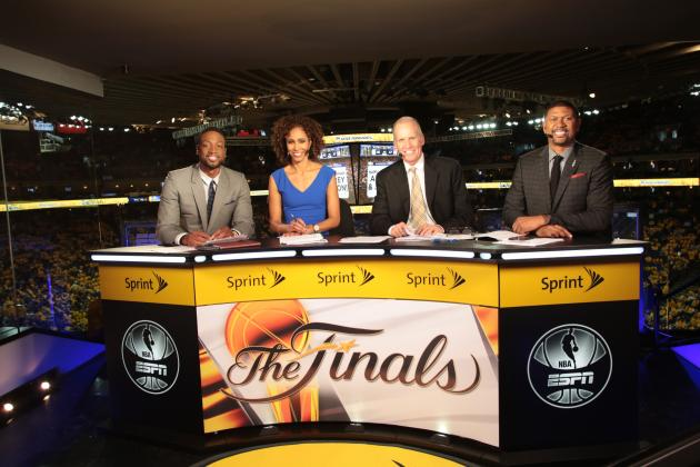 ESPN, ABC to Use New Technology to Light Up 3-Point Line on Broadcasts