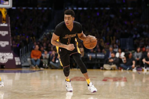 D'Angelo Russell Trade Rumors: Latest News, Rumors and Speculation on Lakers PG