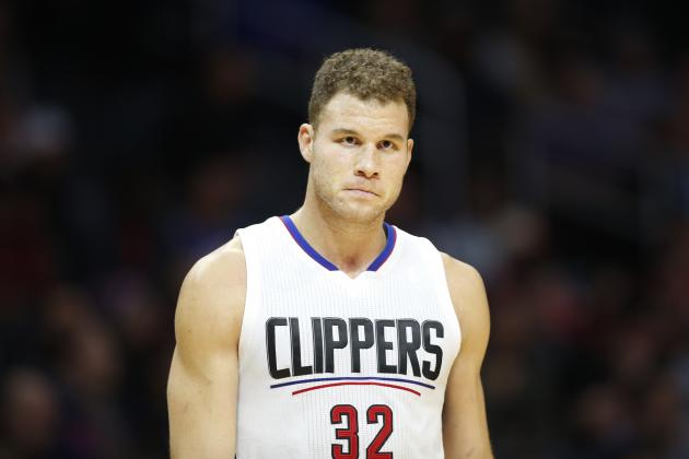 'NBA 2K' Spokesperson Says Blake Griffin's Hands Rating Will Drop After Injury