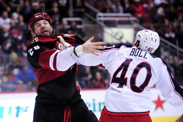 If What John Scott Claims Is True, the NHL Should Be Ashamed of Itself