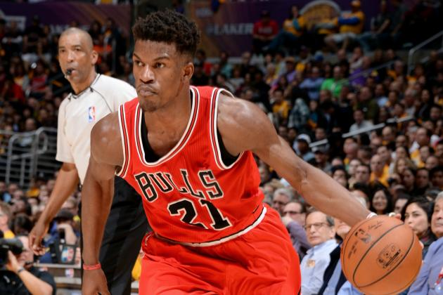Chicago Bulls vs. Los Angeles Lakers: Live Score, Highlights and Reaction