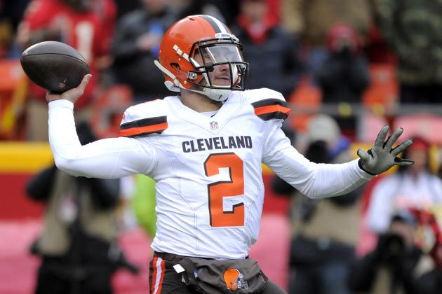 Jimmy Haslam Comments on Johnny Manziel's Relationship with Browns