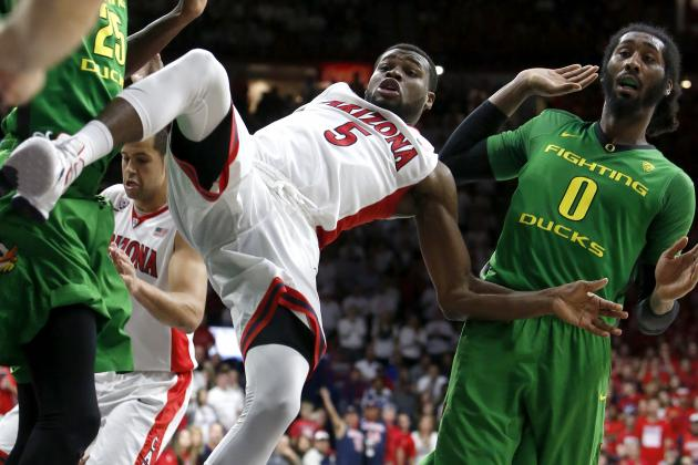 Oregon Snaps One of CBB's Most Amazing Streaks in Road Win at Arizona