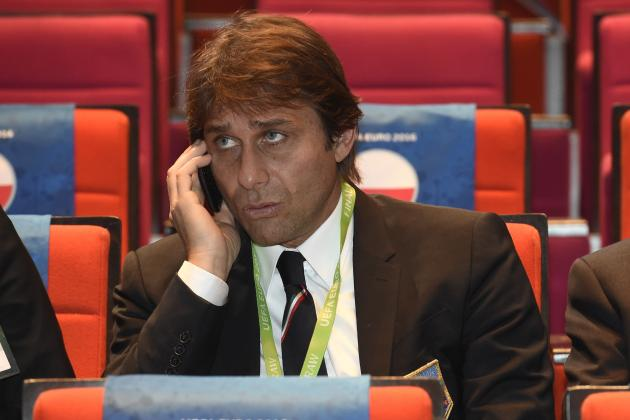 Antonio Conte Reportedly Favourite to Replace Guus Hiddink as Chelsea Manager