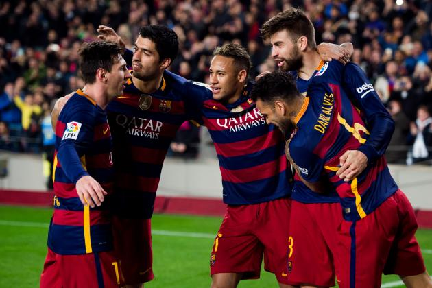Copa Del Rey Draw 2015-16: Full Semi-Final Fixtures and Dates Released