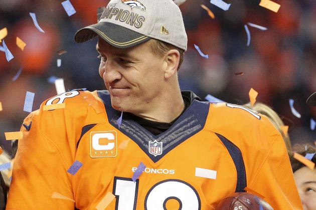 Super Bowl 50 Betting Props: Panthers' Newton, Broncos' Manning Lead MVP Odds
