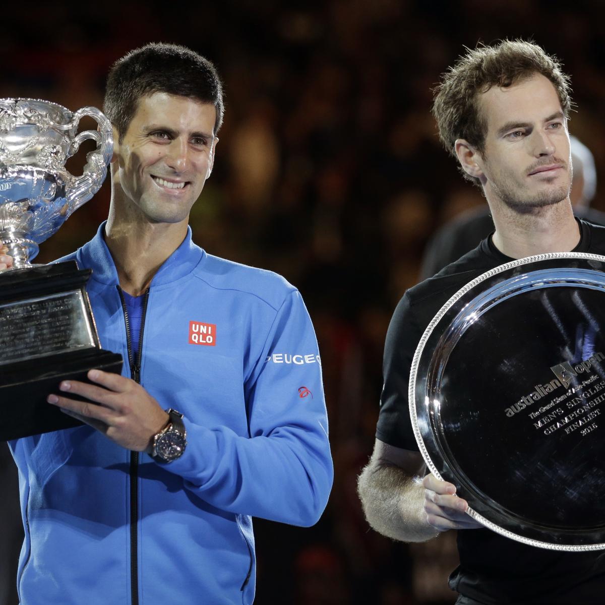Australian Open 2016 Men's Final: TV Schedule, Start Time