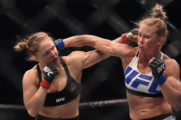 Ronda Rousey Hasn't Watched Tape of Holly Holm Fight