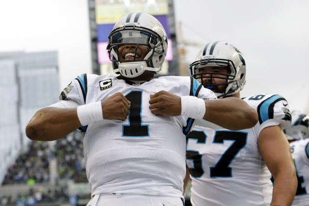 Carolina Panthers Keep Pounding in Jersey Sales