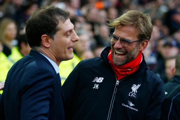 Liverpool vs. West Ham: Team News, Predicted Lineups, Live Stream, TV Info