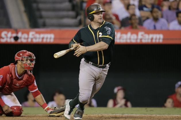 Stephen Vogt Injury: Updates on Athletics Catcher's Elbow Surgery and Recovery