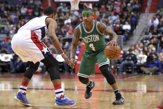 Isaiah Thomas Comments on Being Voted to 2016 NBA All-Star Game
