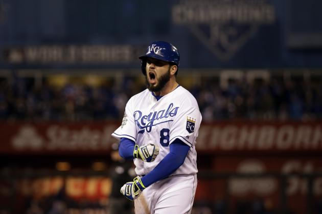 Mike Moustakas Reportedly Signs 2-Year Contract with Kansas City Royals