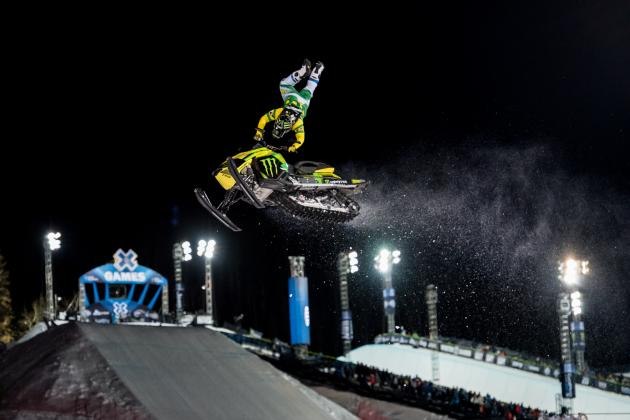 Winter X Games 2016: Results, Medal Winners, Trick Highlights from Friday