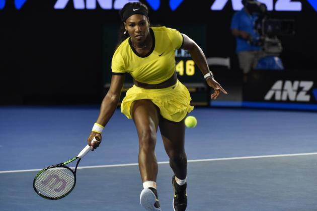 Williams vs. Kerber: Score, Highlights from Australian Open Women's Final 2016