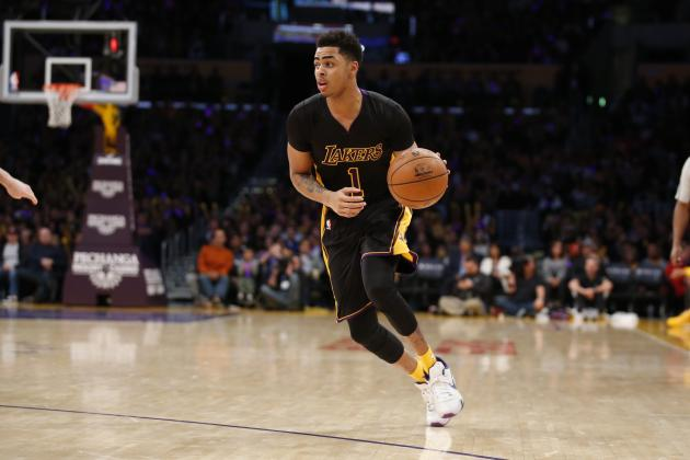 D'Angelo Russell Addresses Critics After Loss to Clippers