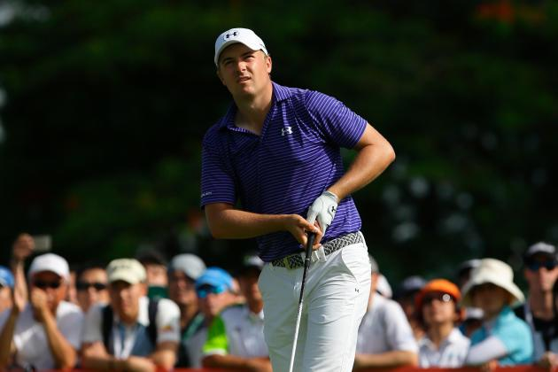 Jordan Spieth at Singapore Open 2016: Saturday Score and Reaction