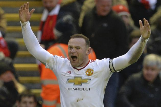Wayne Rooney Resurgence Highlighted in 2016 Stats Compared to 2015