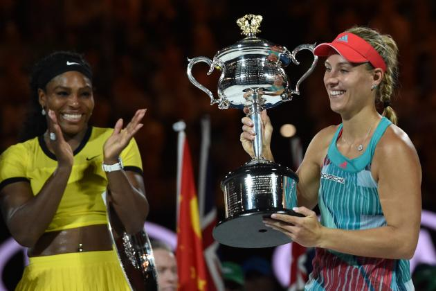 Williams vs. Kerber: Score and Reaction from Australian Open 2016 Women's Final