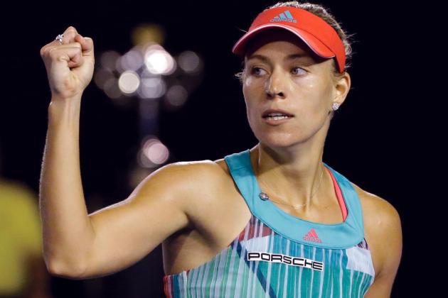 Australian Open 2016 Women's Final: Winner, Score and Twitter Reaction