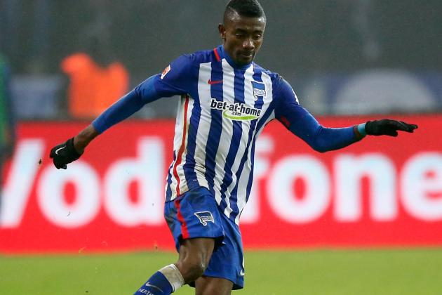 Salomon Kalou Becomes First to Net 10-Plus Goals in England, France and Germany