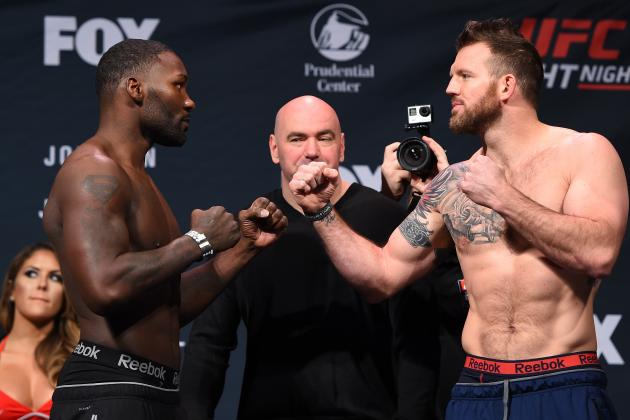 UFC on Fox 18: Live Results, Play-by-Play and Fight Card Highlights