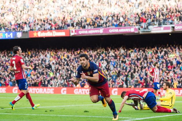 Barcelona's Ability to Subdue Atletico Madrid's Physical Approach Pays Dividends