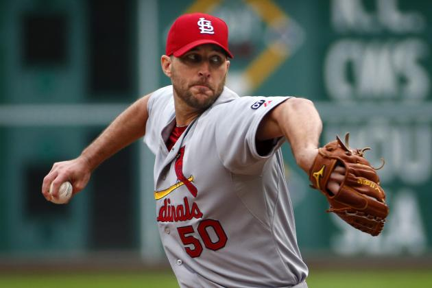 Adam Wainwright Ace Comeback Would Keep Cardinals in World Series Picture
