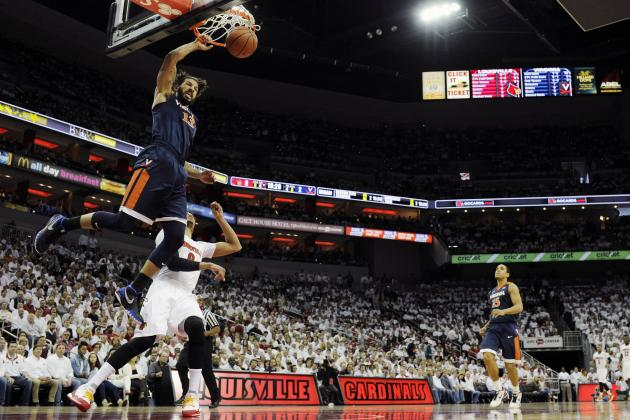 Virginia vs. Louisville: Score, Highlights and Reaction from 2016 Regular Season