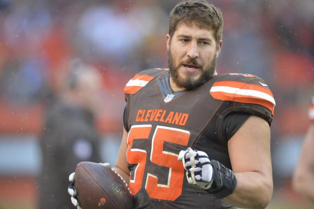 Alex Mack Voids Final 3 Years of Browns Contract