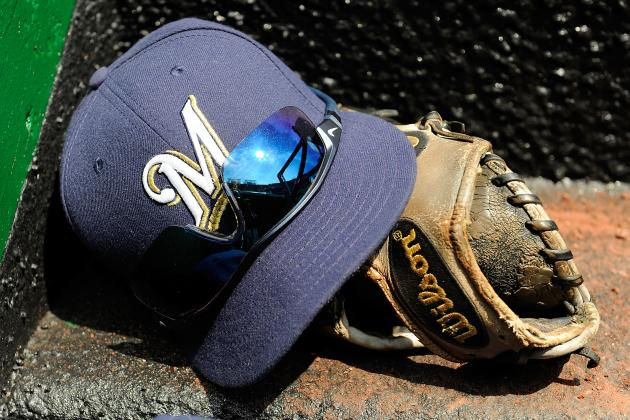 Isan Diaz to Brewers: Latest Trade Details and Scouting Report