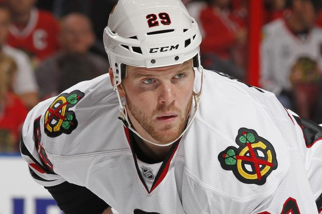How the Chicago Blackhawks Got Fooled into the Bryan Bickell Contract