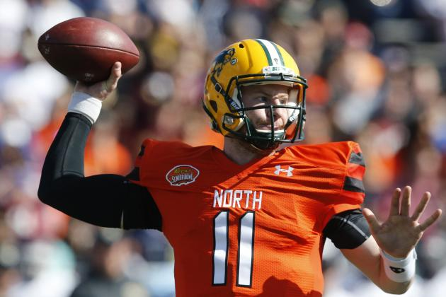 NFL Draft 2016: 1st-Round Mock Draft and Projections for Top Prospects