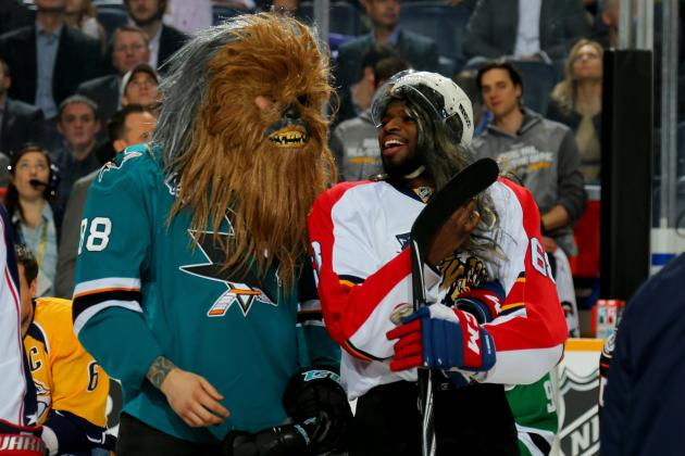 The Most Fun Moments of the 2016 NHL All-Star Skills Competition