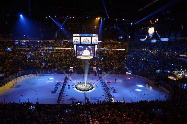 NHL All-Star Skills Competition 2016: Results, Winners, Highlights and Reaction