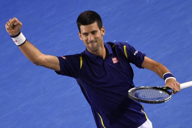 Djokovic vs. Murray: Score, Highlights from Australian Open Men's Final 2016