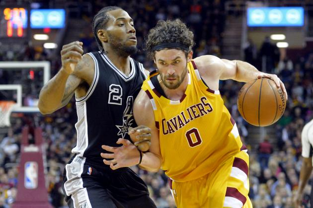 Spurs vs. Cavaliers: Score, Highlights and Reaction from 2016 Regular Season