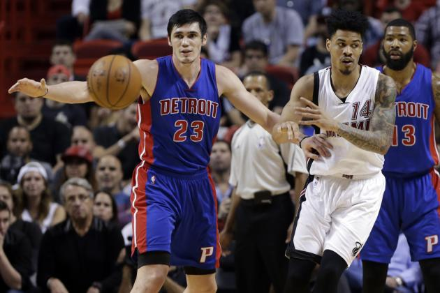 Ersan Ilyasova Illness: Updates on Pistons Forward's Status and Return