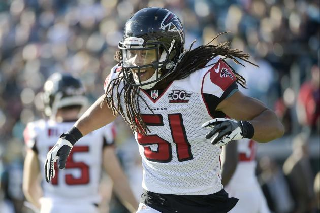 Nike jerseys for wholesale - Philip Wheeler Re-Signs with Falcons: Latest Contract Details and ...