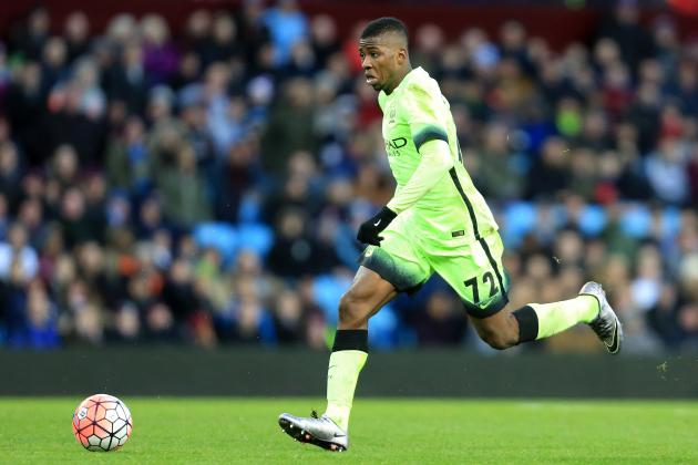 Manchester City's Kelechi Iheanacho Shows His World-Class Potential vs. Villa