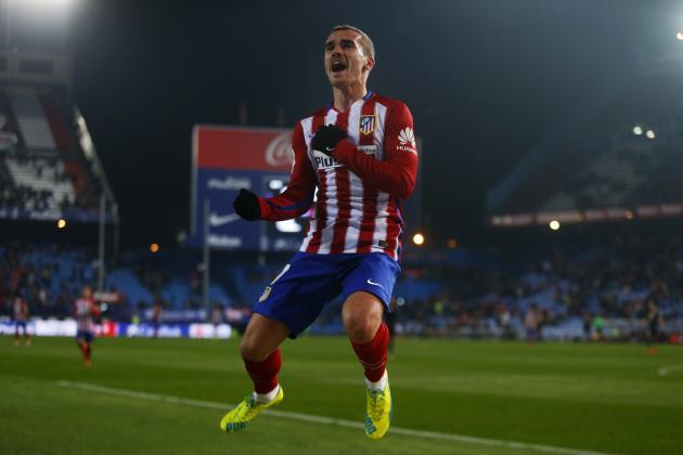 Chelsea Transfer News: Latest on Antoine Griezmann and Eden Hazard Rumours